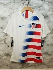 Nike 2018 United States Usa Vaporknit Home Authentic Soccer Jersey Mens Xl $165