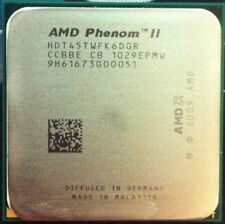 AMD Phenom II X6 1045T 2.7 GHz Six Core 95W Processor AM3 CPU  Processor