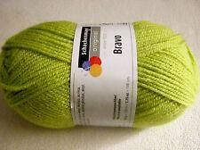 """Wolle-schachenmayr Original """"bravo"""" 50g filato - in 60 Parte dei colori 2 Fb.08325-anis"""