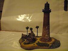Harbour Lights Cape Florida Fl 1998 Lighthouse #209 1567/10,000 Light House