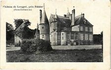 CPA Chateau de Longpré, prés Falaise (416047)