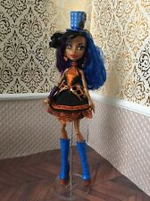 OOaK Ringmaster Robecca Steam Top Hat Circus Freak Du Chic Monster High Doll Lot