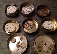 Pocket Watch Movements Waltham Others Swiss Watchmakers Spare Parts