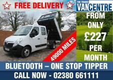 Movano Crew Cab Manual Commercial Vans & Pickups