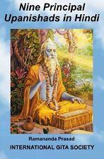 Nine Principal Upanishads in Hindi: This is a simple Hindi language rendition of