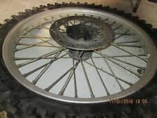 roue avant ktm 125 gs 1987