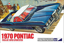 MPC 1/25 1970 Pontiac PickUp / Open Sportster Plastic Model Kit MPC840 MPC 840