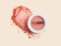 Lot of 3 ELLA EDEN Pressed Eyeshadow HARMONY (Rosy Peach) 3 g/.105 oz Each