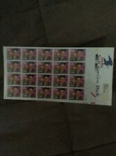 ELVIS PRESLEY - Full  Sheet of 20 U.S. Postage Stamps -sealed-mint condition