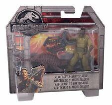 Jurassic World Mercenary & Ankylosaurus