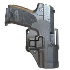 Blackhawk 410512BK-R CQC SERPA Holster Matte Black Finish Right Hand Ruger P95