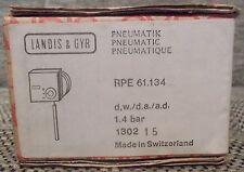 Landis & Gyr Raum-Temperaturregler RPE 61.1342 1,4 bar,Thermostat,OVP