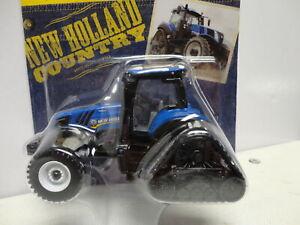 Ertl New Holland GENESIS T8.435 SMARTTRAX Blue TRACTOR 1:64 scale