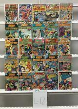 Legion Of Super-heroes Dc 25 Lot Comic Book Comics Set Run Collection Box1