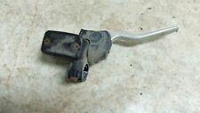 84 Husqvarna 400 WR 400WR front brake master cylinder