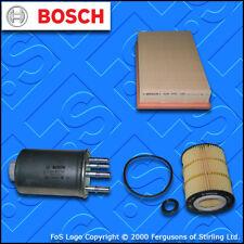Service Kit pour JAGUAR XF (X250) 3.0 d bosch huile air carburant filtres (2009-2015)