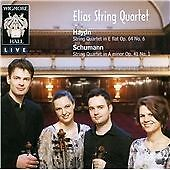 Haydn: String Quartet in E flat Op.64, No.6, Schumann: String Quartet in A minor