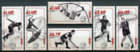 New Zealand NZ Olympics Stamps 2020 MNH Tokyo 2020 Hockey Rugby Sports 6v Set