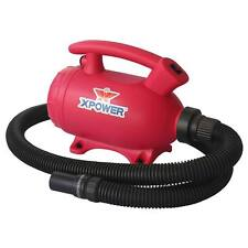 XPOWER B-55 Home Dog Hair Dryer & Vacuum - Pink