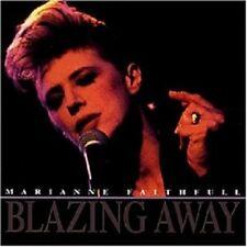 MARIANNE FAITHFULL - BLAZING AWAY  CD  13 TRACKS CLASSIC ROCK & POP  NEW+