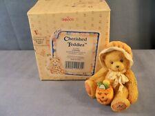 Enesco Cherished Teddies #912794 Connie - YOU'RE A SWEET TREAT - MIB - 020