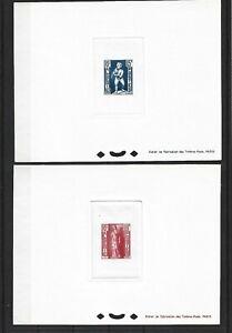 Algeria,1952,Art,deluxe,compl,MLH