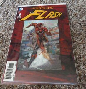 THE FLASH: FUTURES END #1 DC COMICS (2014)