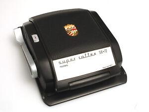 """Linhof super rollex 56x72 Rollfilmrückwand für 9x12 cm (4x5"""") Fachkameras (#2)"""