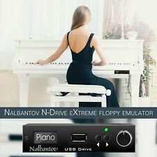 Floppy Drive USB Emulator Nalbantov N-Drive eXtreme for AKAI S950