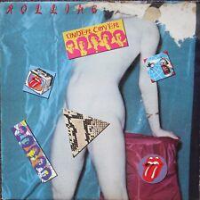 The Rolling Stones Undercover Vinyl LP Australia 1983 Record