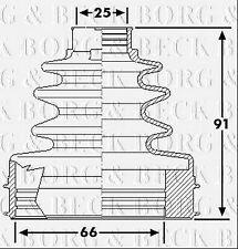 BCB6265 BORG & BECK CV JOINT BOOT KIT fits Mini Cooper, One, Clubman