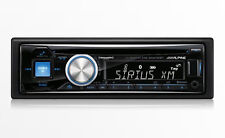 Alpine CDE-SXM145BT 1-Din Advanced Bluetooth CD/MP3 Receiver & SiriusXM Tuner