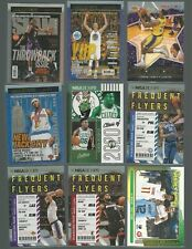 2020-21 Hoops Winter - Inserts - Holo - Purple - Holiday