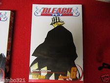 Bleach #6 English Language Anime Manga Ichigo Sasuke Kurosaki zanpakuto