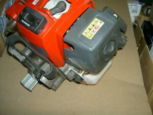 kawasaki tj45e 2 stroke engine to fit the robel rotamp tamper 0.8 hours use