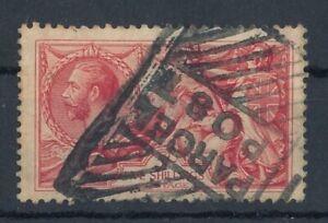 Großbritannien; 5 Shilling Briefmarke Mi.Nr.142 II , gestempelt