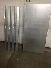 Dayton 1wbv4 Wall Collar For Fan Dia In 42 16 Gauge Galvanized Steel