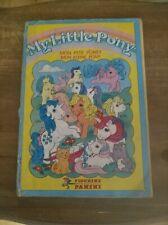 panini album complet my little pony