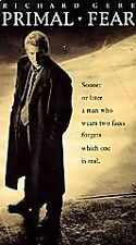 Primal Fear (VHS, 1996)