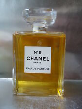 VINTAGE 1980s CHANEL No5 EDP ADVERTISING FACTICE DISPLAY BOTTLE 100ml IMMACULATE