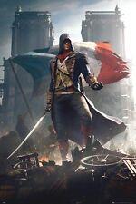 Assassins Creed Unity - Arno Dorian POSTER 61x91cm NEW * assassins