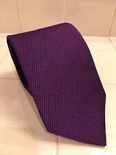 NWT Brooks Brothers purple neck tie - retail $64.50