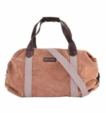 Herren-reisetaschen aus Leder mit verstellbaren Band