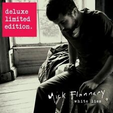 MICK FLANNERY - WHITE LIES [DELUXE EDITION] NEW CD