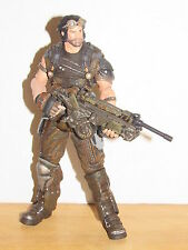 "Neca Player Select Bulletstorm Grayson Hunt 7"" Action Figure Loose 100% Complete"