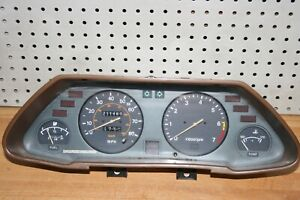 1980 Nissan 280ZX Speedometer Tachometer Instrument Cluster