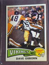 1975 Topps Dave Osborn #410 Vikings NM+