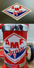 AMF Junior Toy Division vintage 1960's tricycle trike head badge decal sticker