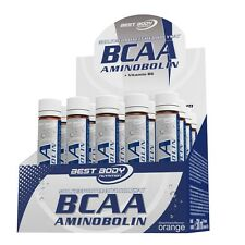 Best Body Nutrition BCAA Aminobolin 20 Trinkfläschchen á 25 ml (53,82€/1000ml)