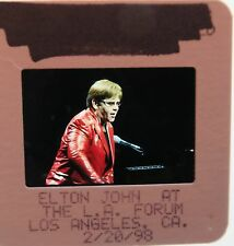 ELTON JOHN 6 Grammy Awards  sold more than 300 million records ORIGINAL SLIDE 19
